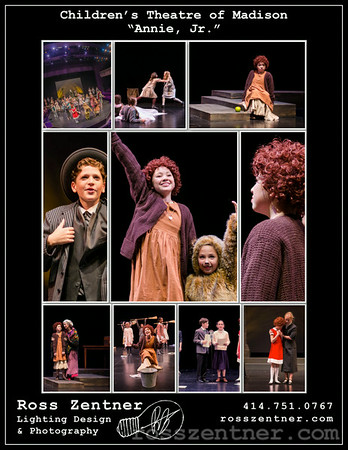 "Children's Theatre of Madison ""Annie, Jr"""