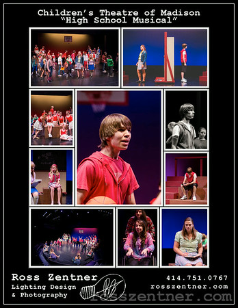 "Children's Theatre of Madison ""High School Musical"""