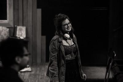 "University Theatre ""Fugitive Songs"""